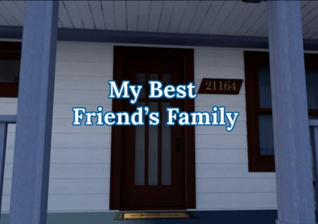 My Best Friend's Family 1.01 Game Walkthrough Download for PC