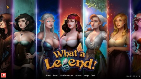 What a Legend! 0.4 Game Walkthrough Download for PC