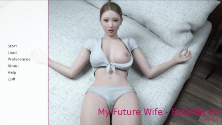 My Future Wife 0.10 Game Walkthrough Download for PC