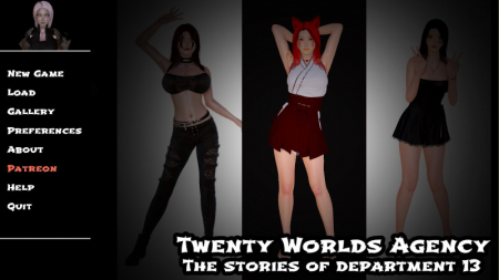 Twenty Worlds Agency - The Stories of Department 13 Game Walkthrough Download for PC