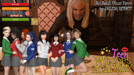 Teen Witches Academy Game Walkthrough Download for PC