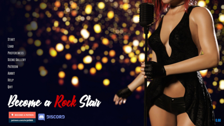Become A Rock Star 0.80 Game Walkthrough Download for PC