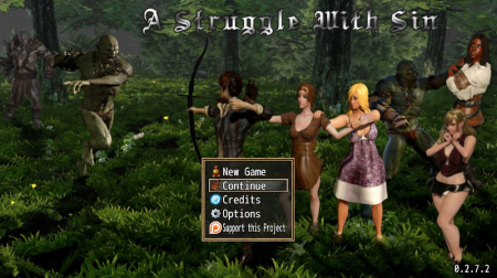 A Struggle With Sin 0.3.4.5a Game Walkthrough Download for PC