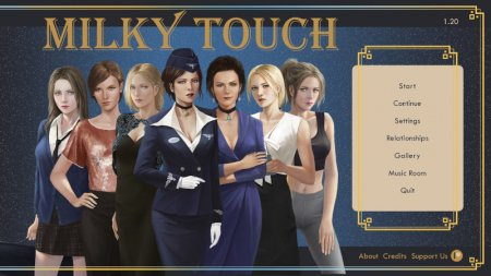 Milky Touch Game Walkthrough Download for PC