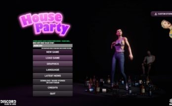 House Party 0.19.0 Game Walkthrough Download for PC