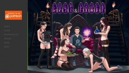Lust and Power 0.37 Game Walkthrough Download for PC