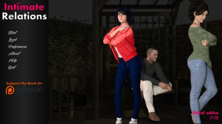 Intimate Relations 0.78 Game Walkthrough Download for PC