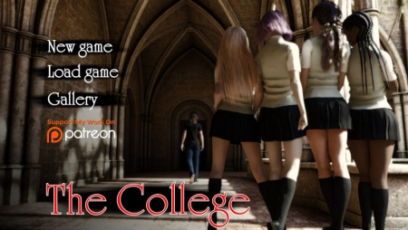 The College 0.15 Game Walkthrough Download for PC