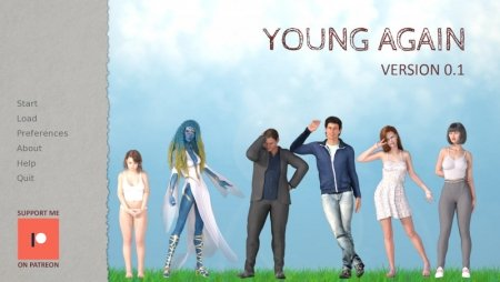 Young Again Game Walkthrough Download for PC