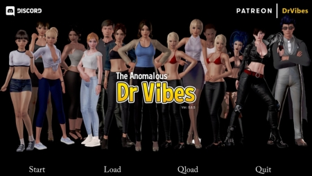 The Anomalous Dr Vibes 0.10.0 Game Walkthrough Download for PC