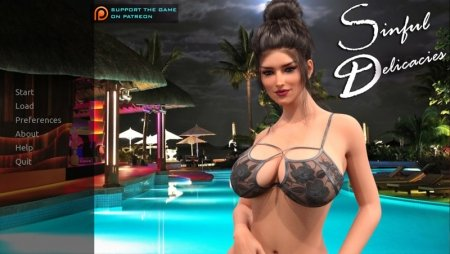 Sinful Delicacies Game Walkthrough Download for PC