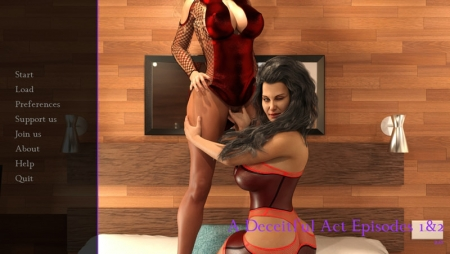 A Deceitful Act 4.0 Game Walkthrough Download for PC