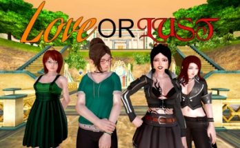 Love or Lust 0.2.3a Game Walkthrough Download for PC