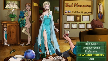 Bad Manners 1.20 Game Walkthrough Download for PC
