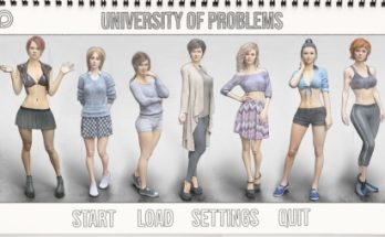 University of Problems 0.2.5 Game Walkthrough Download for PC