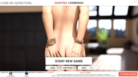 Cure My Addiction Game Walkthrough Download for PC