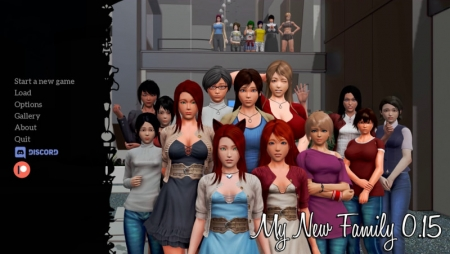 My New Family 0.17 Game Walkthrough Download for PC