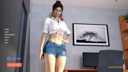 Lust Academy 0.1.2 Game Walkthrough Download for PC
