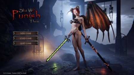 She Will Punish Them 0.610 Game Walkthrough Download for PC