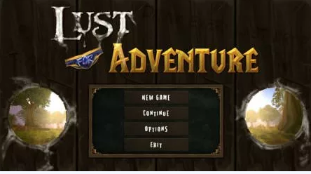 Lust for Adventure 5.0 Game Walkthrough Download for PC
