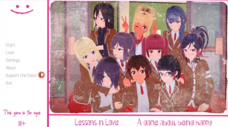 Lessons in Love 0.13.1 Game Walkthrough Download for PC