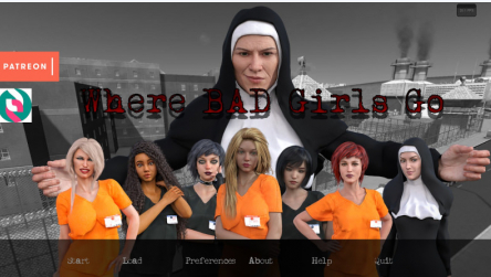 Where Bad Girls Go 0.9 Game Walkthrough Download for PC