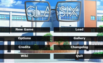 Glassix 0.57 Game Walkthrough Download for PC