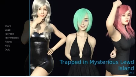 Trapped in Mysterious Lewd Island 0.3.2.2 Game Walkthrough Download for PC