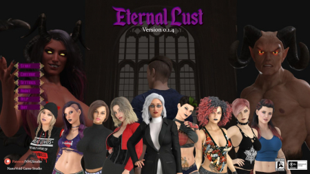 Download Eternal Lust 0.2.1 PC Game for Mac