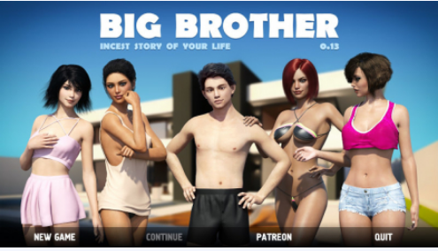 Download BIG BROTHER 0.13.0.007 Game Walkthrough for PC